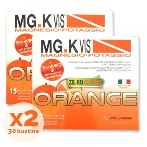MGK VIS ORANGE 15+15BUST