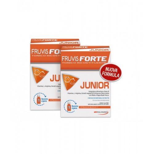 FRUVIS FORTE JUNIOR 10X10ML TP