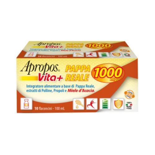 APROPOS VITA+P REA 1000MG 10FL